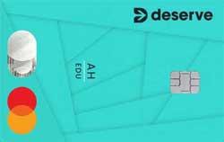 Deserve ® Edu Mastercard for Students